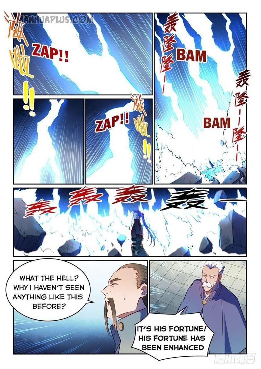 Manga Apotheosis - Chapter 535 Page 1