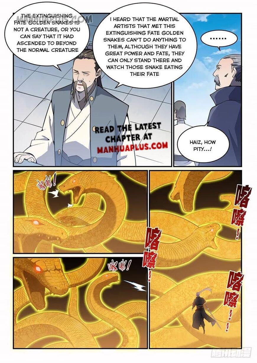 Manga Apotheosis - Chapter 534 Page 5