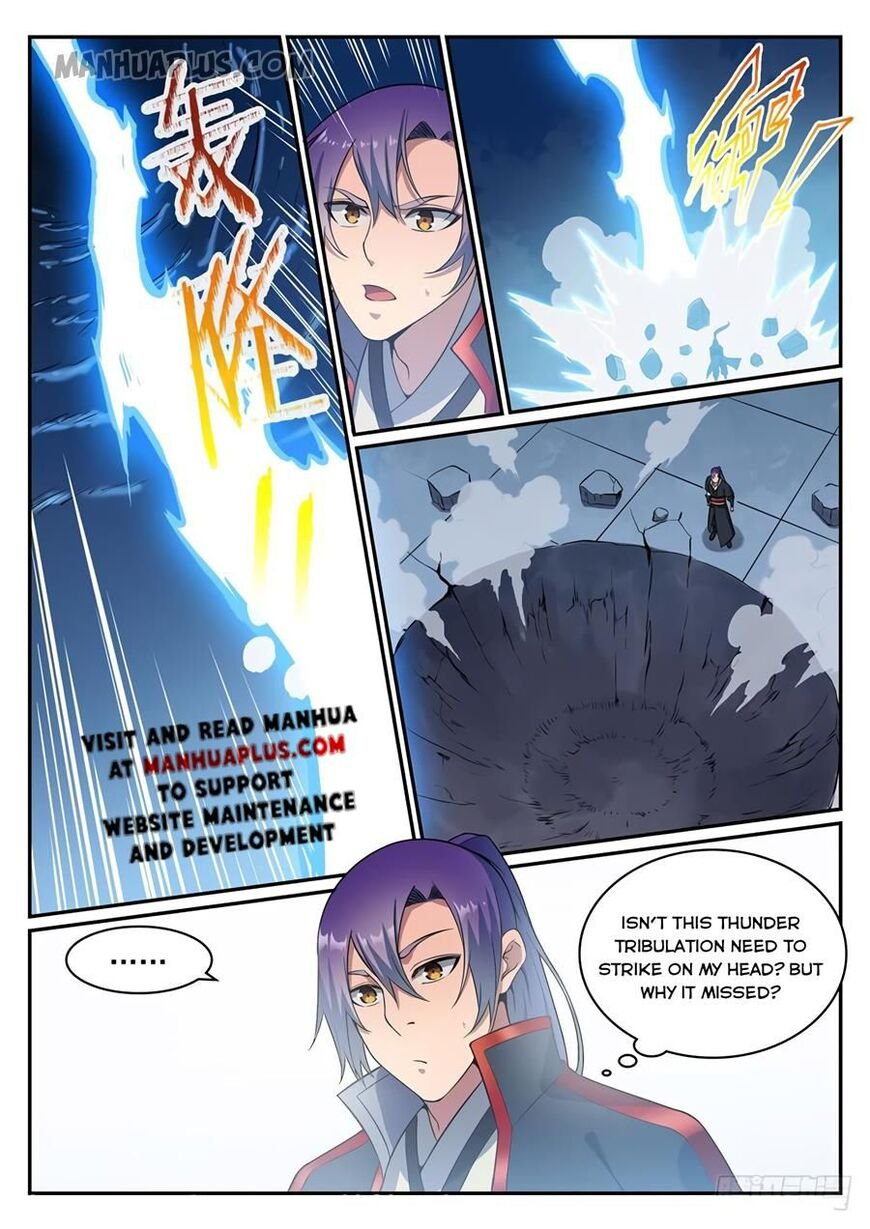 Manga Apotheosis - Chapter 534 Page 15