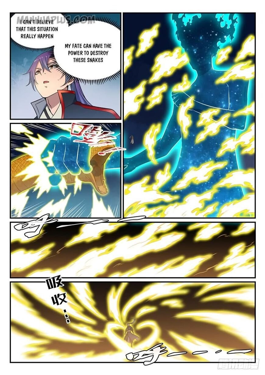 Manga Apotheosis - Chapter 534 Page 13