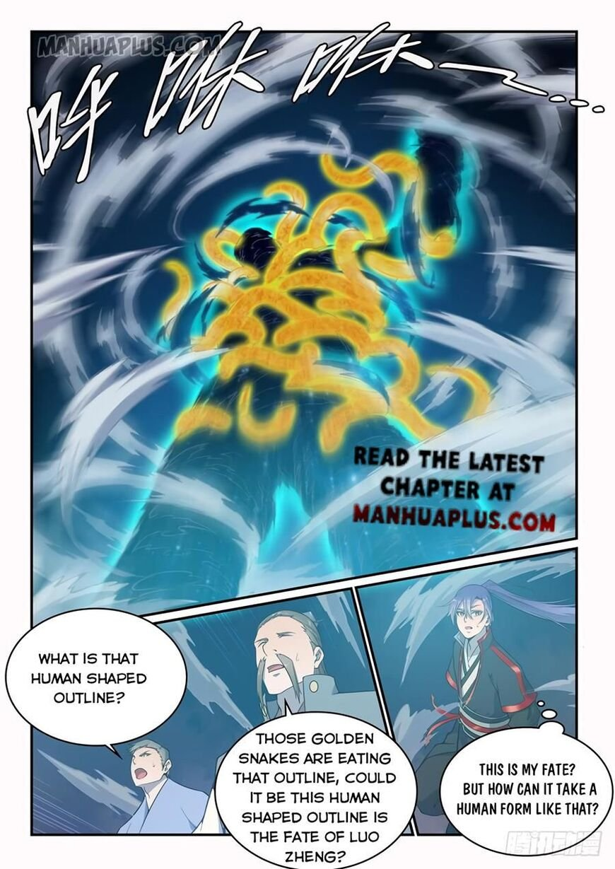 Manga Apotheosis - Chapter 534 Page 10