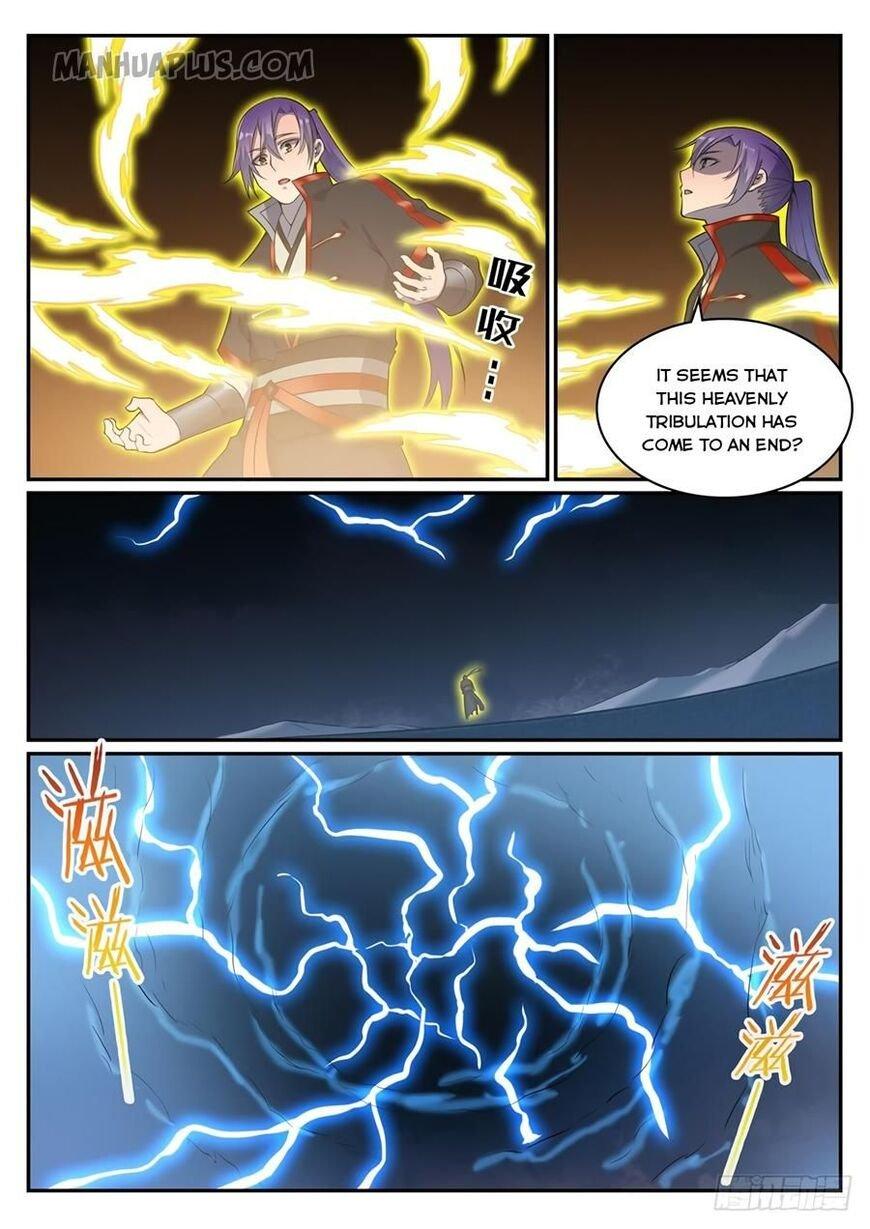 Manga Apotheosis - Chapter 534 Page 14