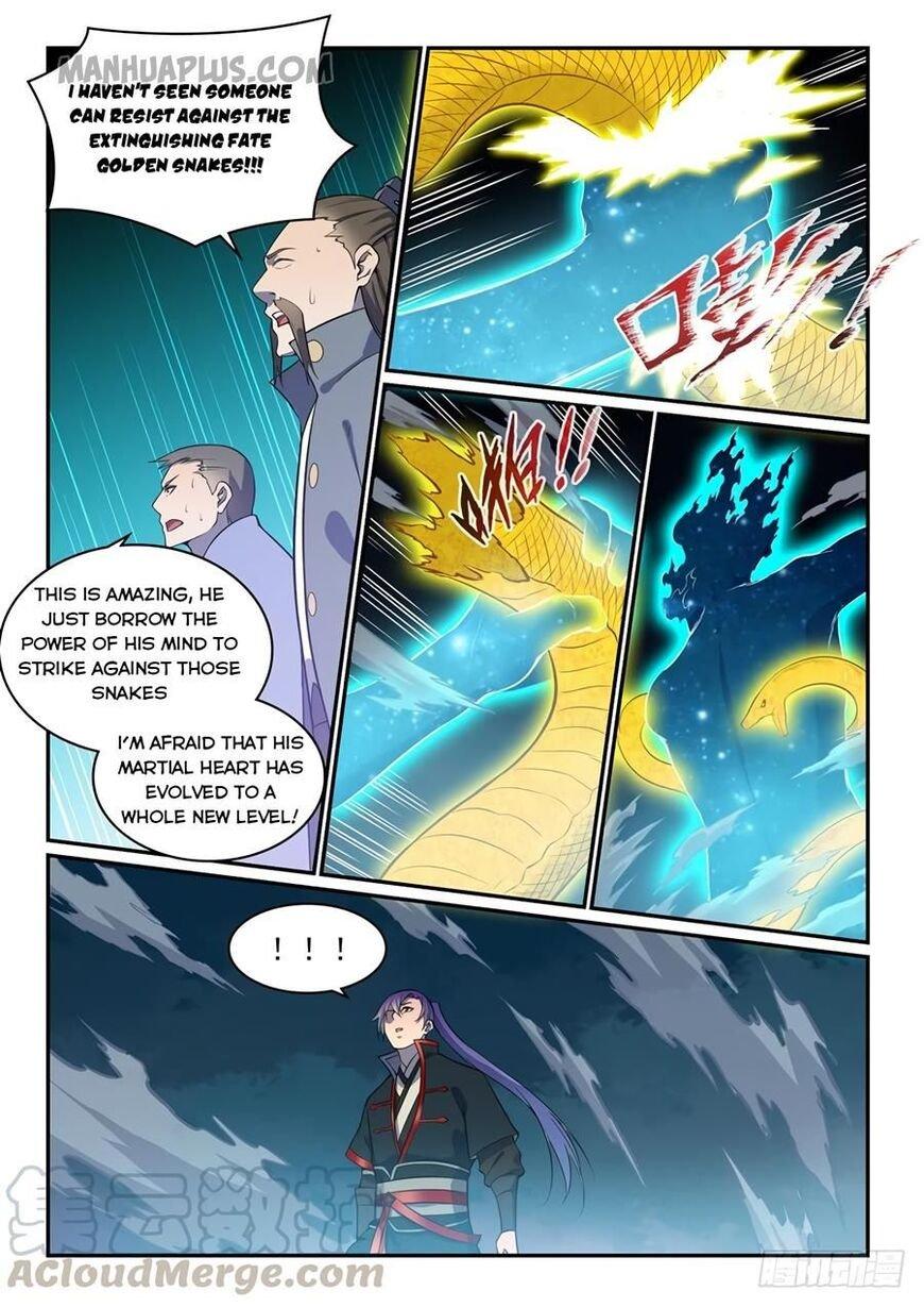Manga Apotheosis - Chapter 534 Page 12
