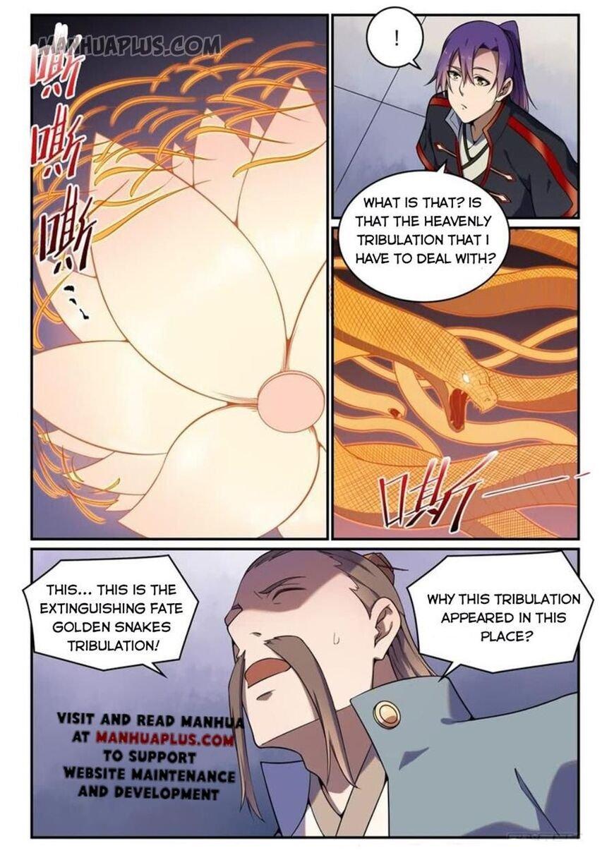 Manga Apotheosis - Chapter 533 Page 15