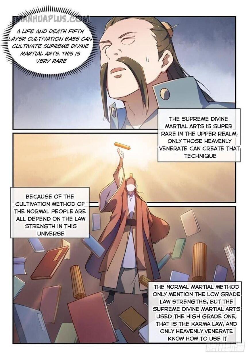 Manga Apotheosis - Chapter 533 Page 2