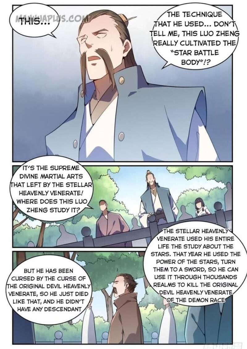Manga Apotheosis - Chapter 533 Page 1