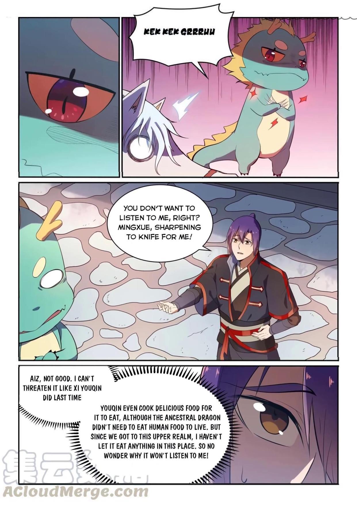 Manga Apotheosis - Chapter 545 Page 12
