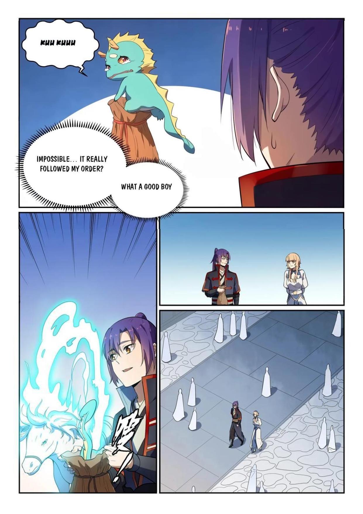 Manga Apotheosis - Chapter 545 Page 13