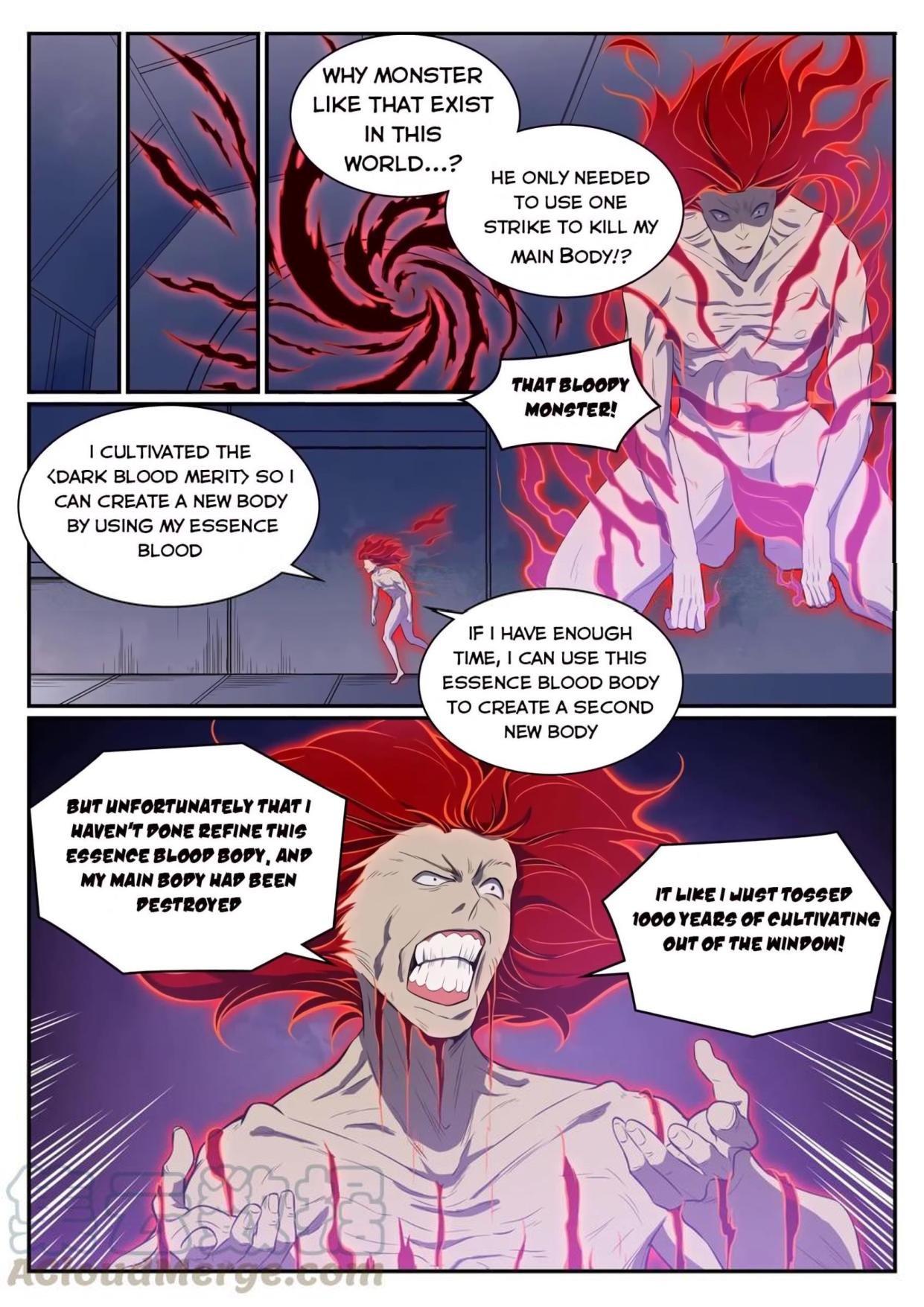 Manga Apotheosis - Chapter 544 Page 4