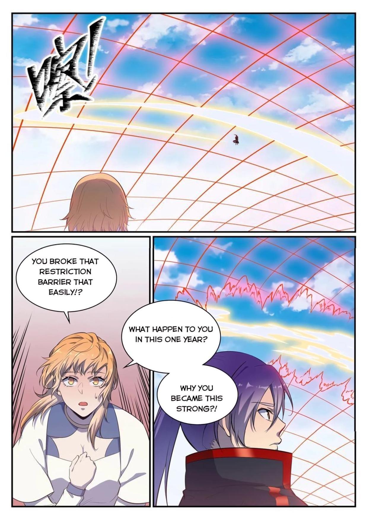 Manga Apotheosis - Chapter 544 Page 7