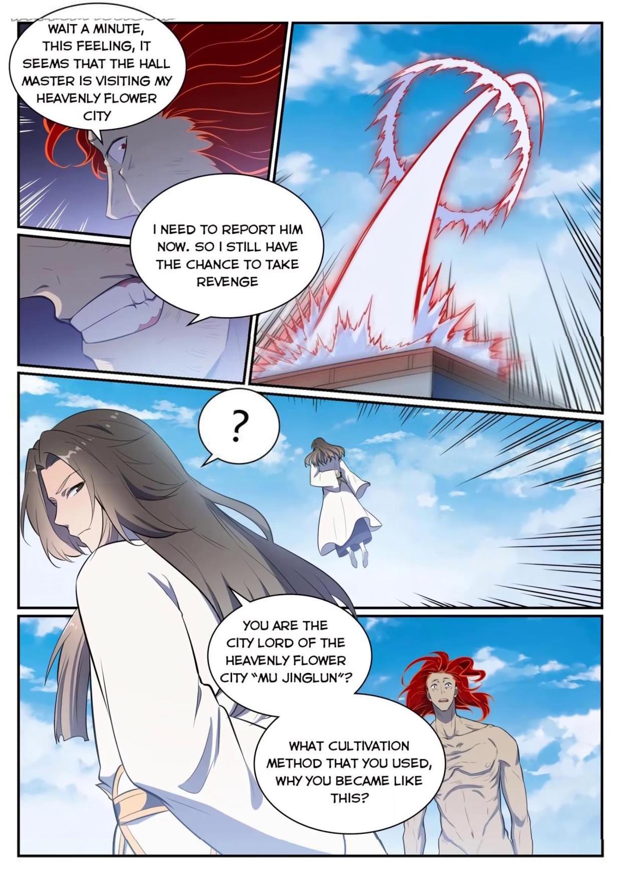 Manga Apotheosis - Chapter 544 Page 5