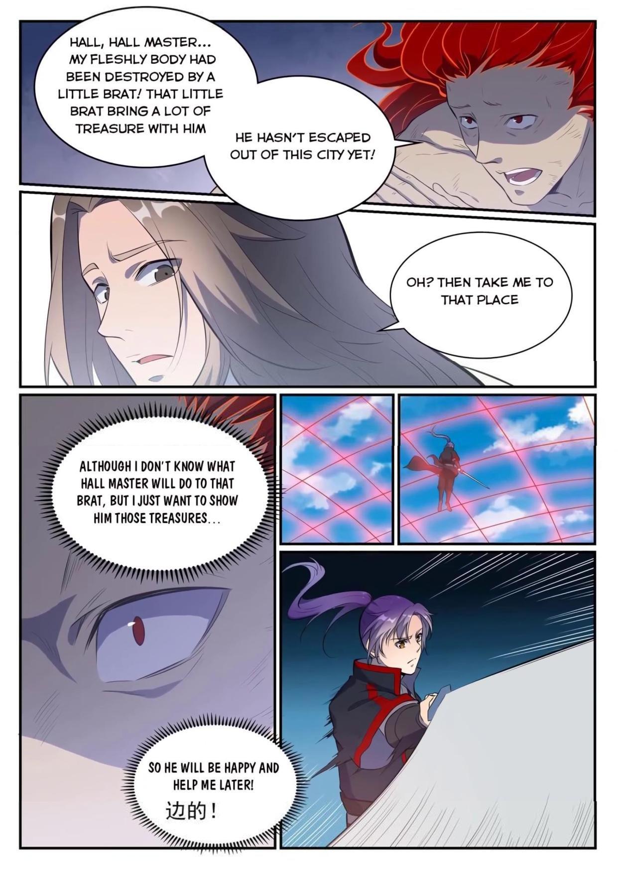 Manga Apotheosis - Chapter 544 Page 6