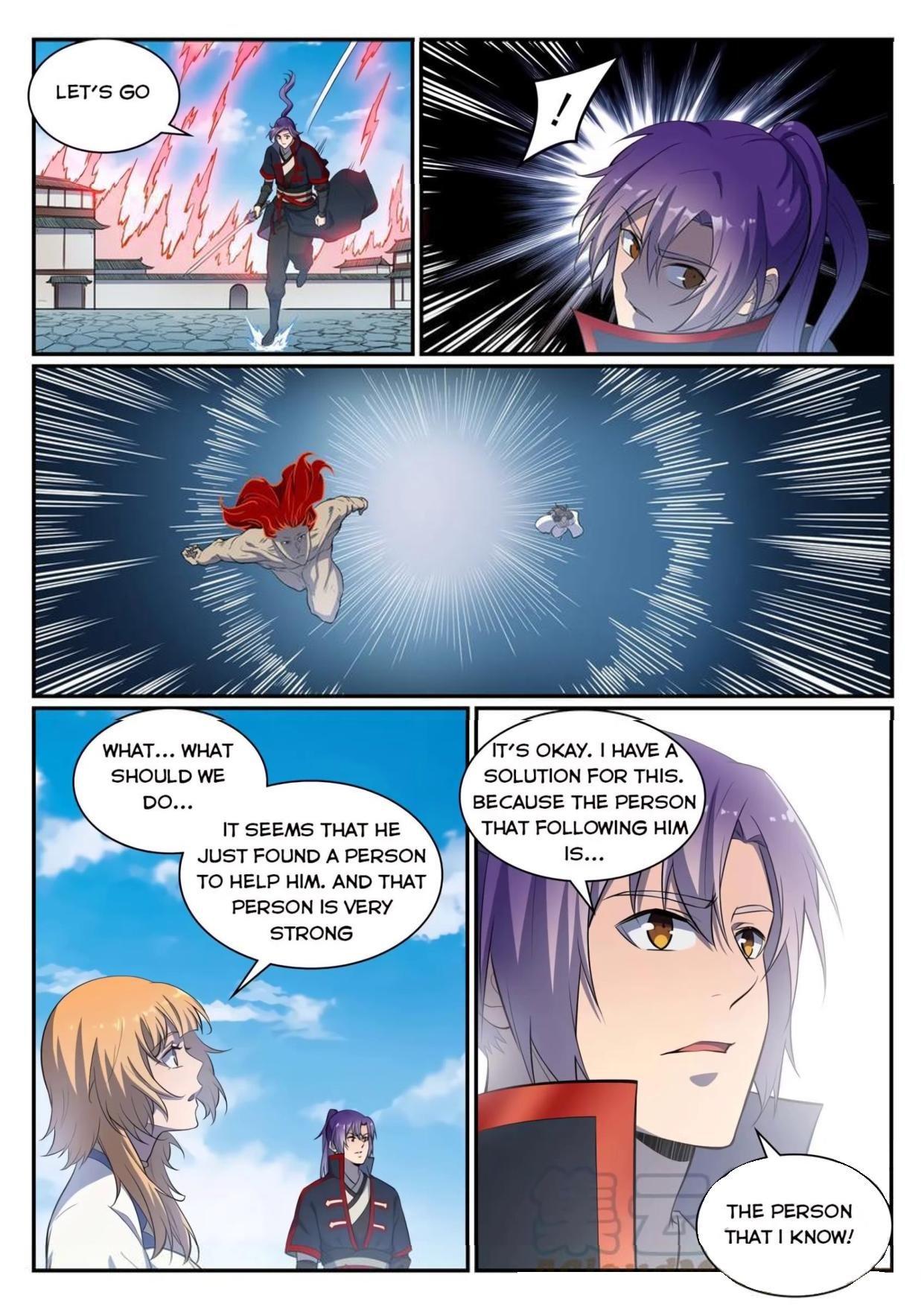 Manga Apotheosis - Chapter 544 Page 8