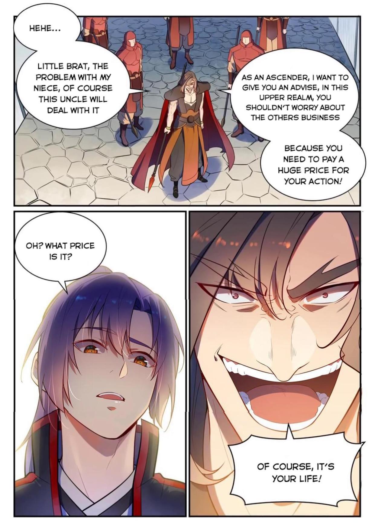 Manga Apotheosis - Chapter 543 Page 5