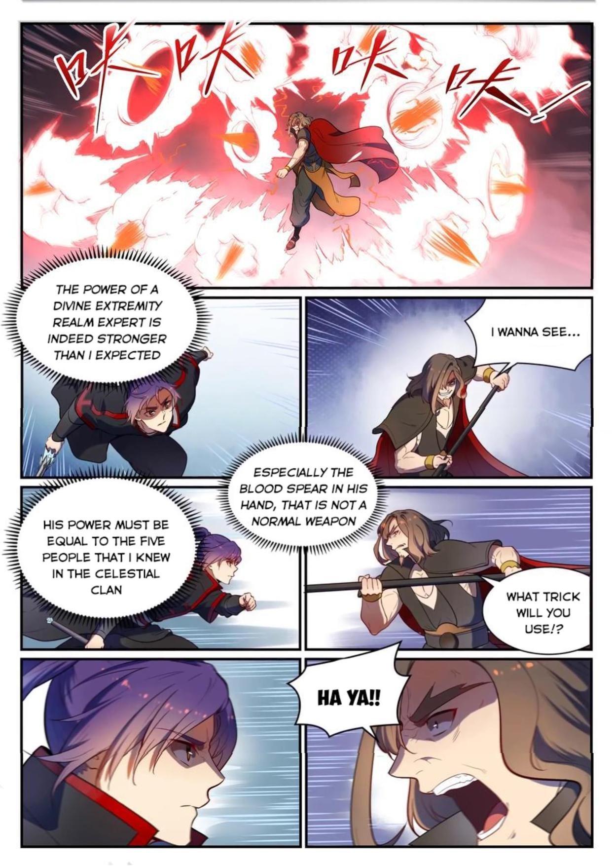Manga Apotheosis - Chapter 543 Page 10
