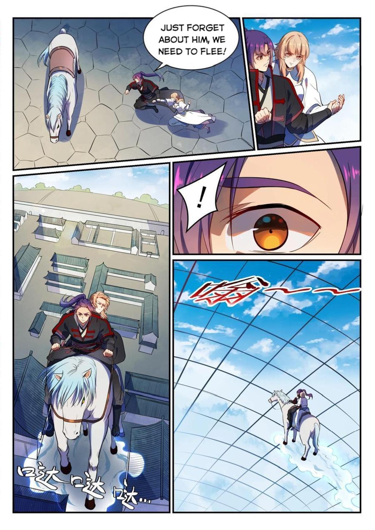 Manga Apotheosis - Chapter 543 Page 1
