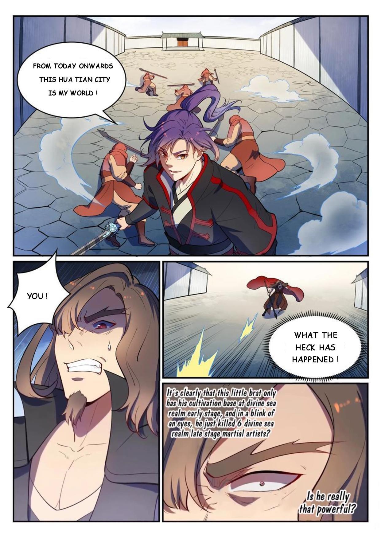 Manga Apotheosis - Chapter 543 Page 7