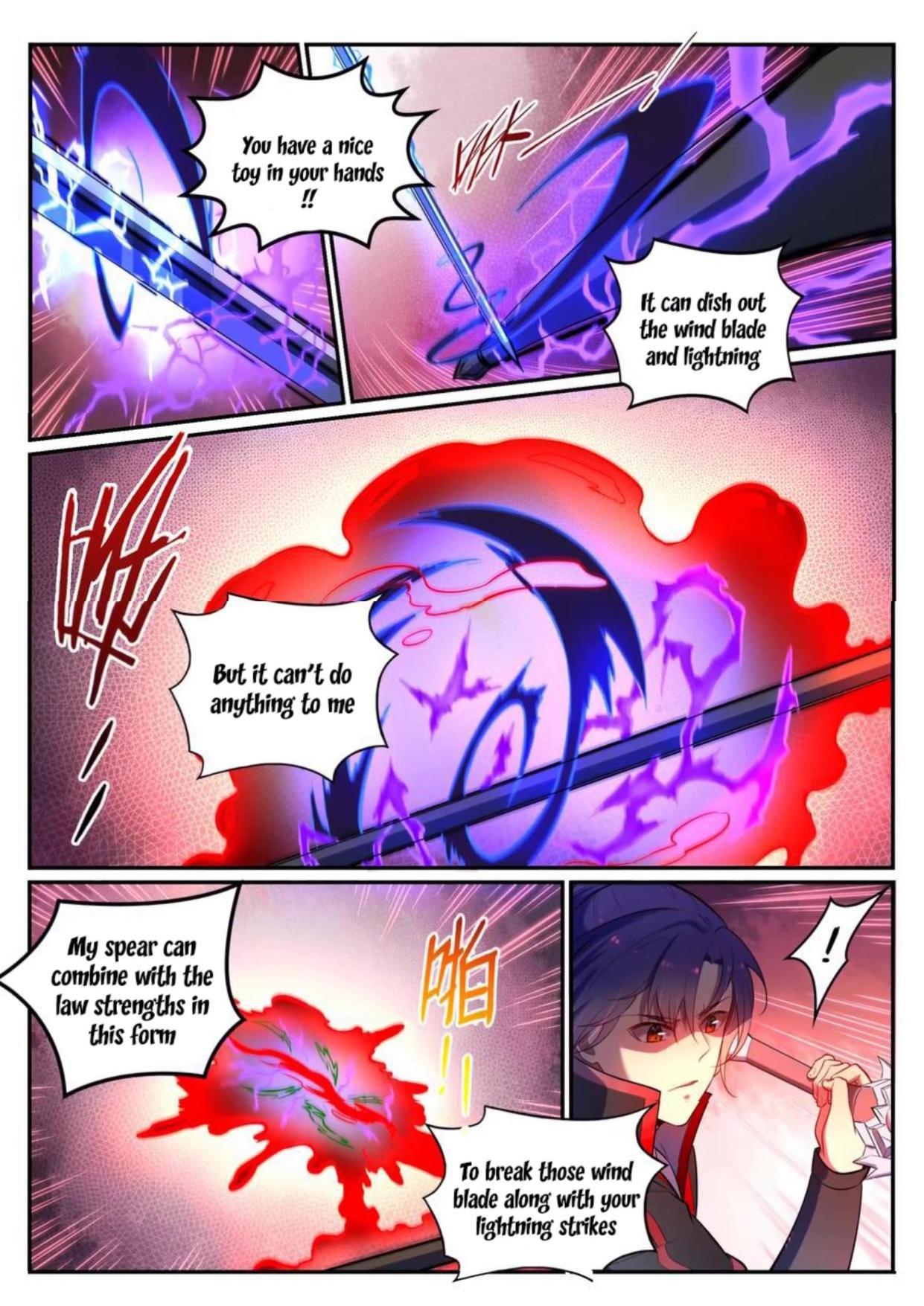 Manga Apotheosis - Chapter 543 Page 12