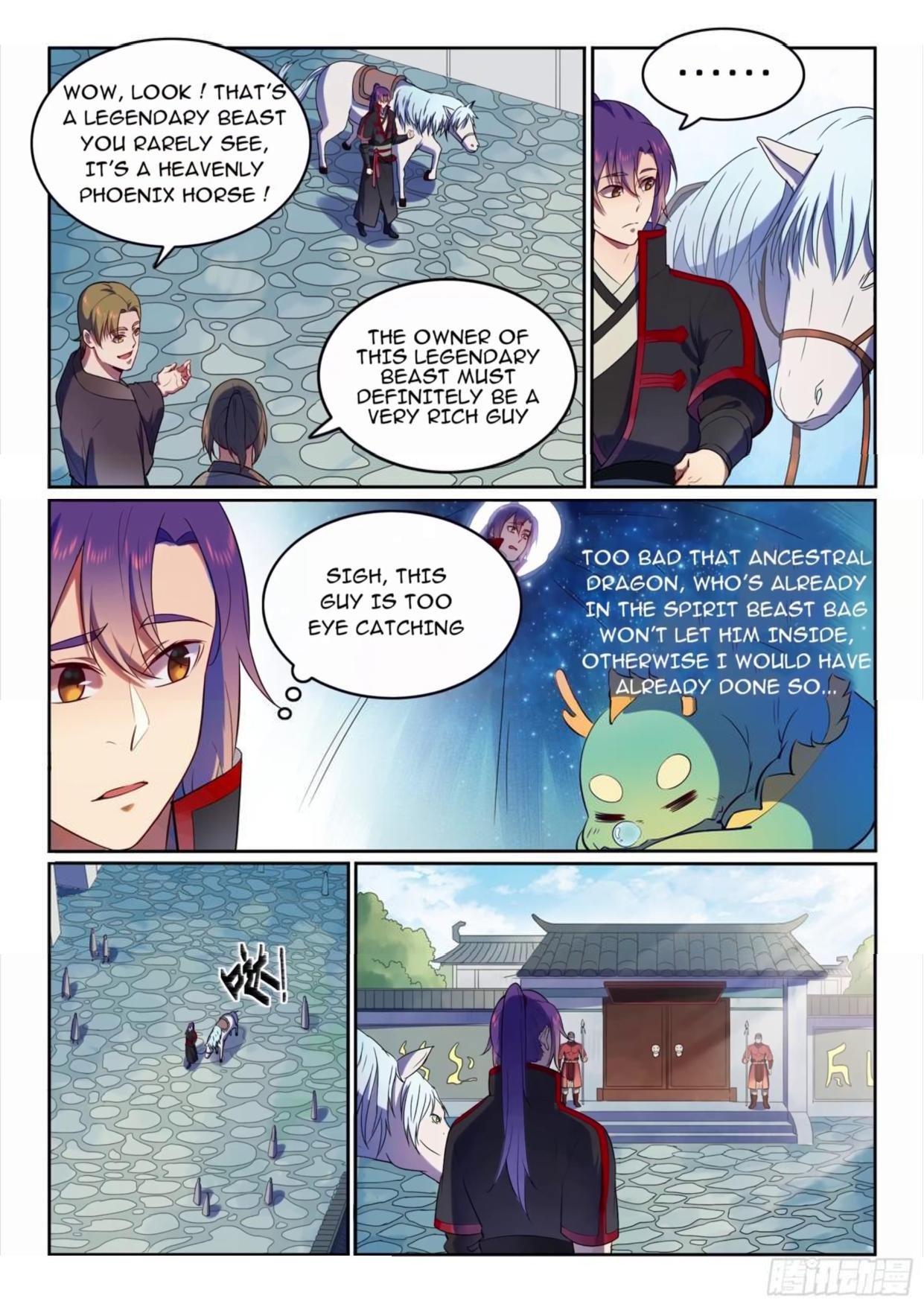 Manga Apotheosis - Chapter 542 Page 4