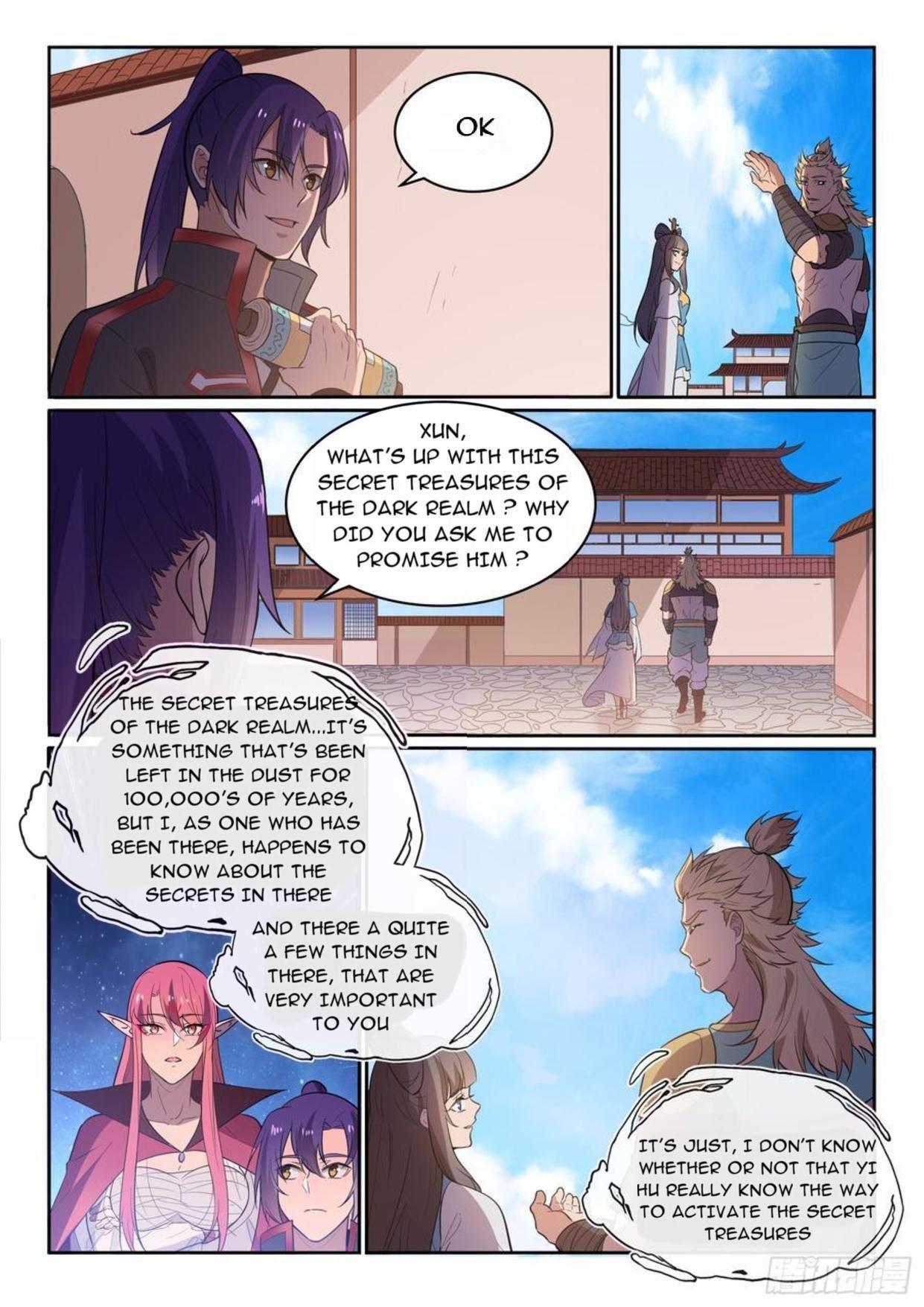Manga Apotheosis - Chapter 541 Page 6