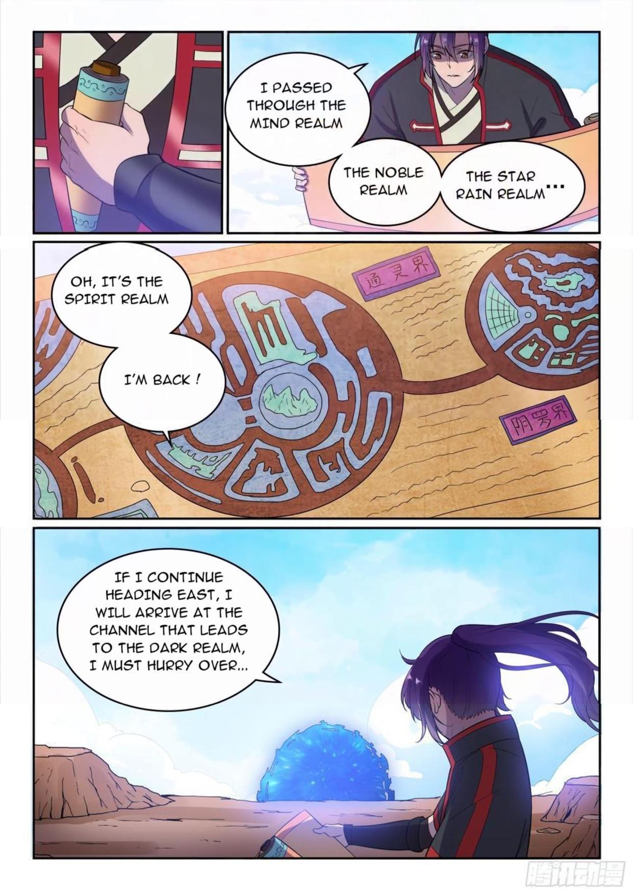 Manga Apotheosis - Chapter 541 Page 14