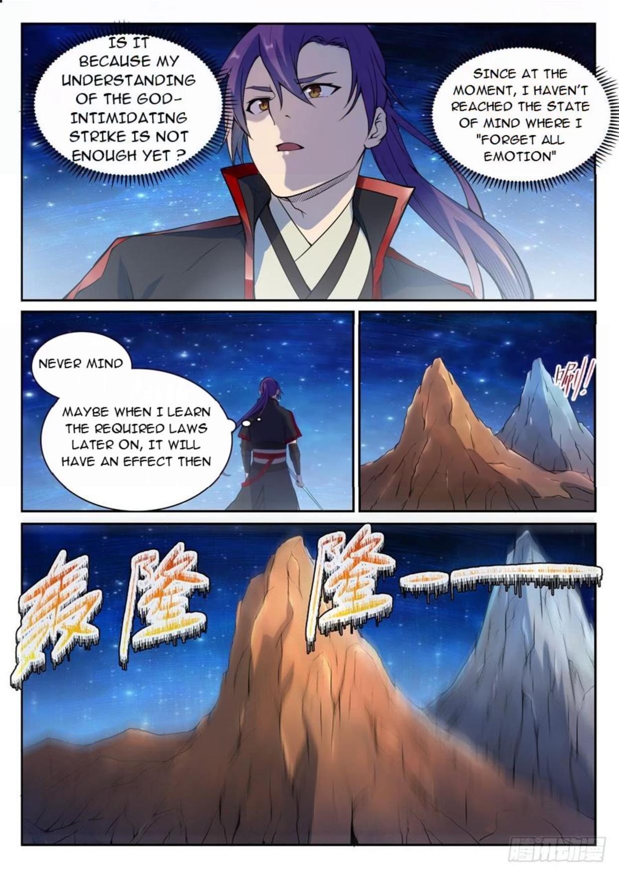 Manga Apotheosis - Chapter 540 Page 1
