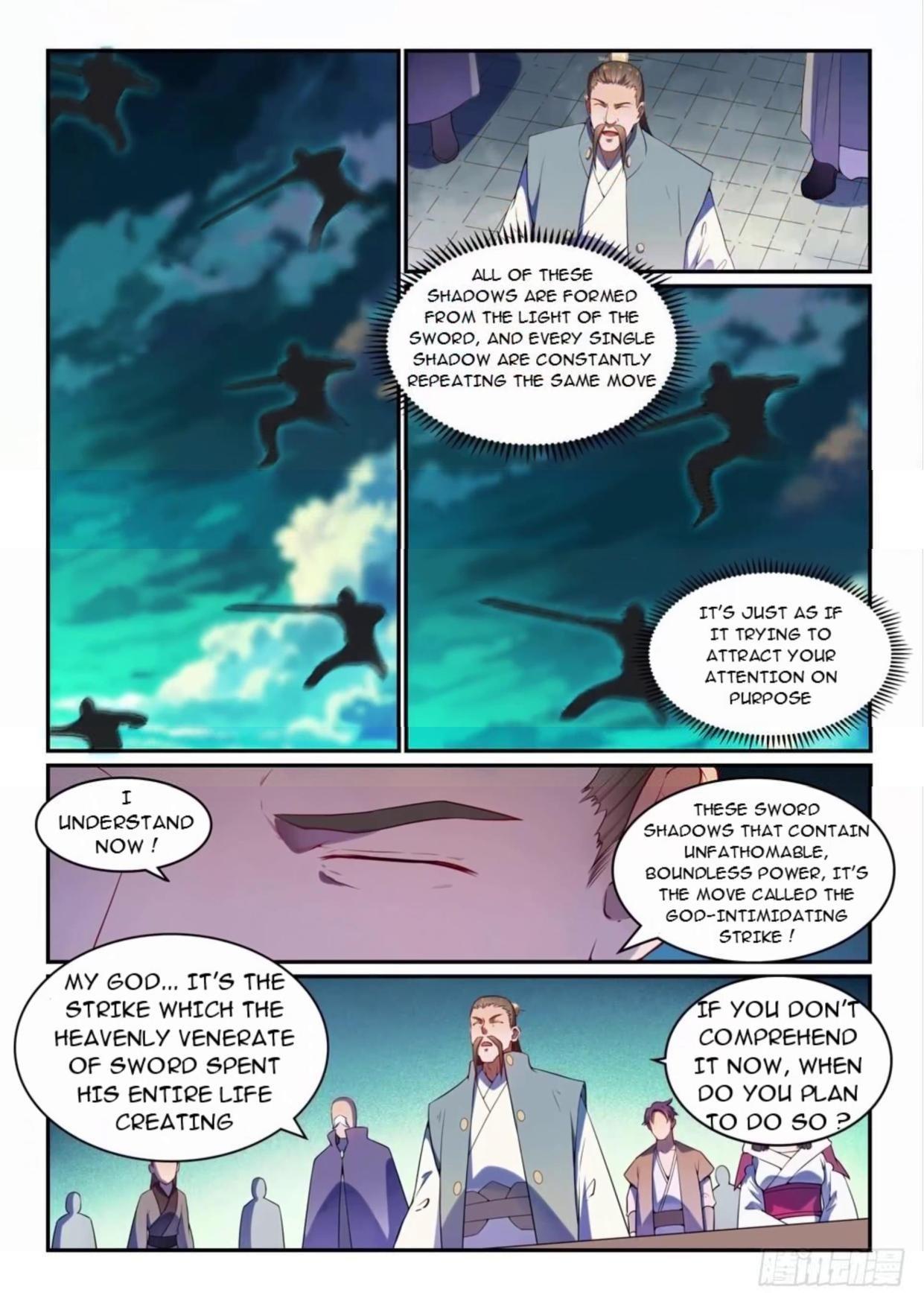 Manga Apotheosis - Chapter 539 Page 1