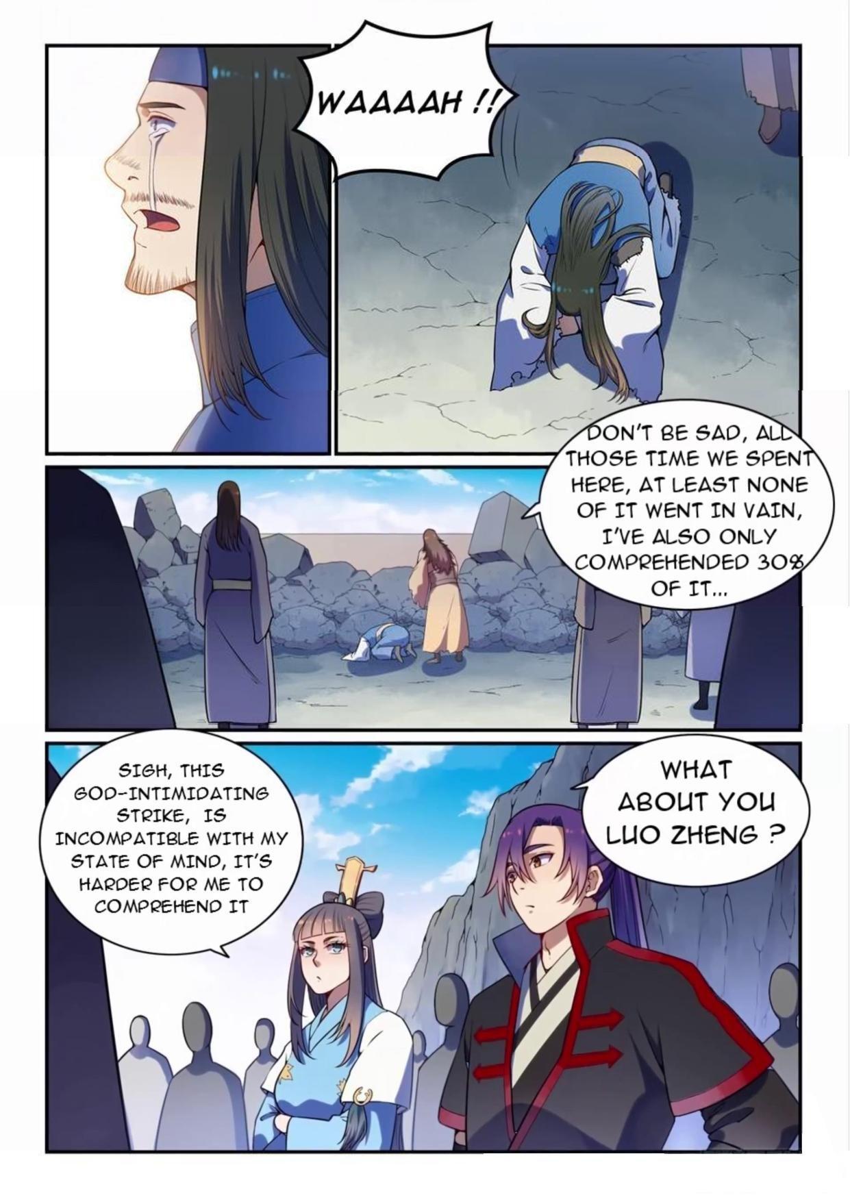 Manga Apotheosis - Chapter 539 Page 12