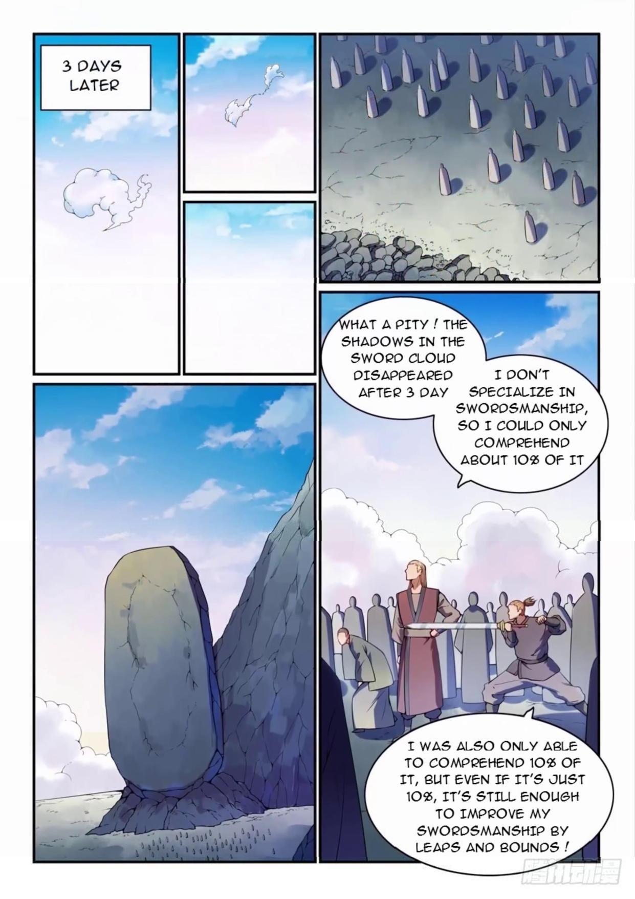 Manga Apotheosis - Chapter 539 Page 9