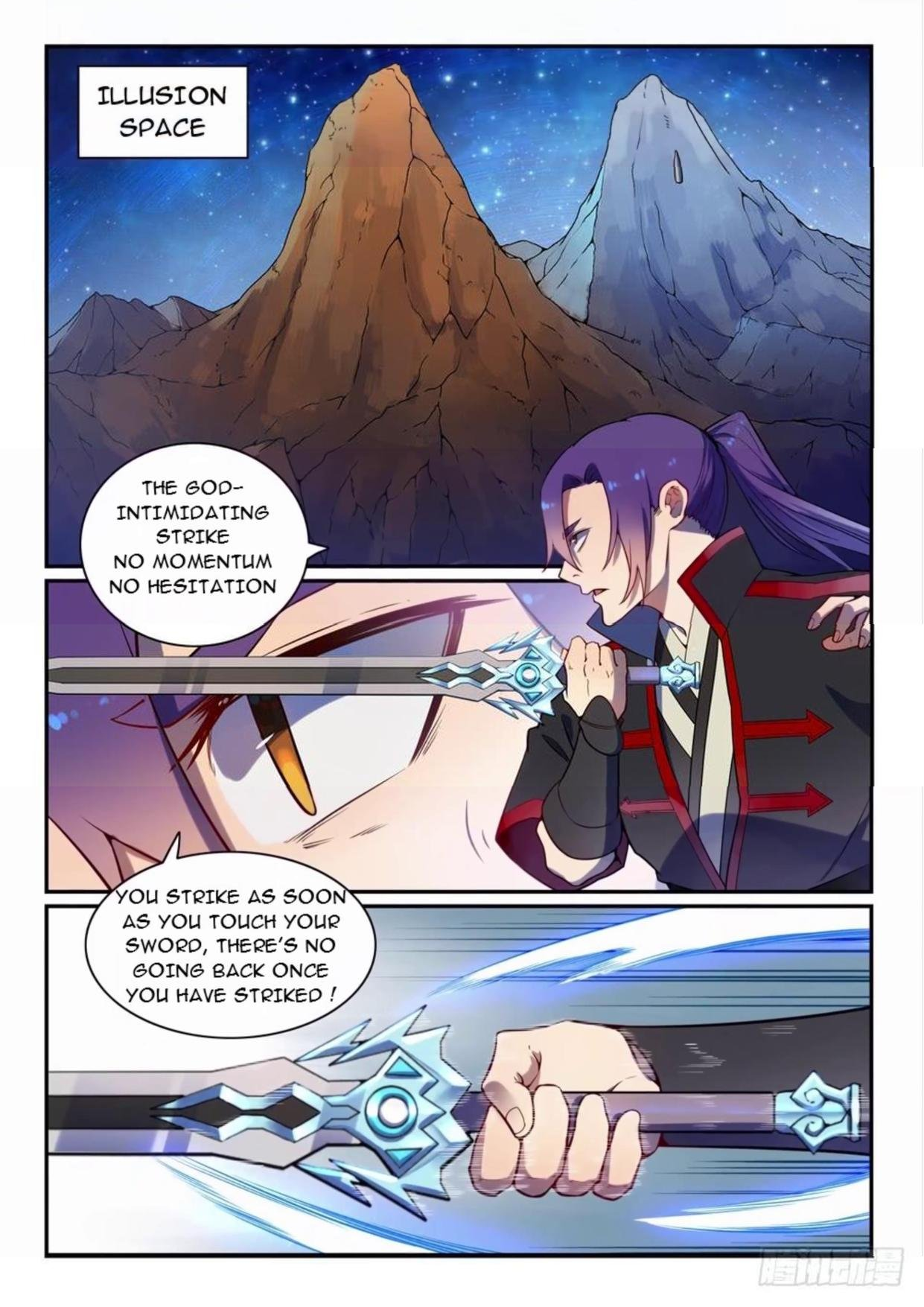 Manga Apotheosis - Chapter 539 Page 14