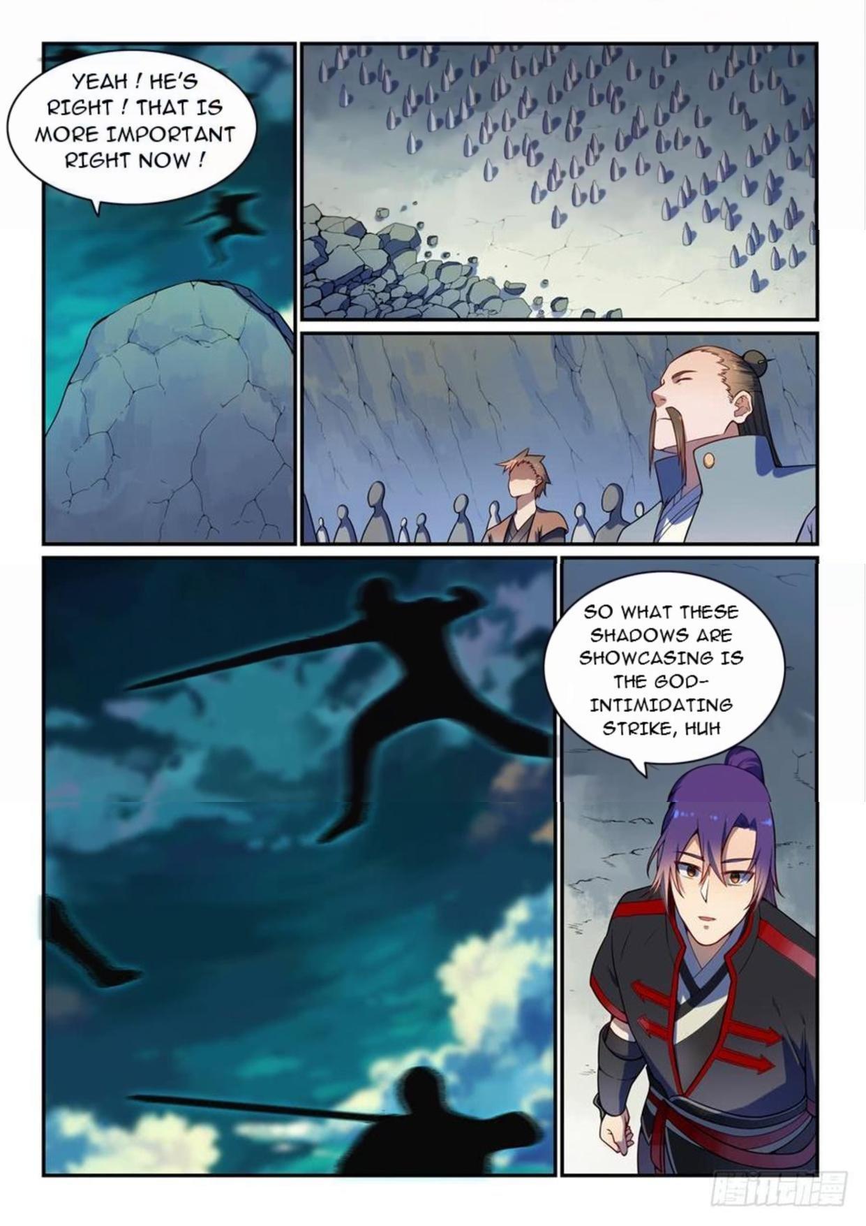 Manga Apotheosis - Chapter 539 Page 5