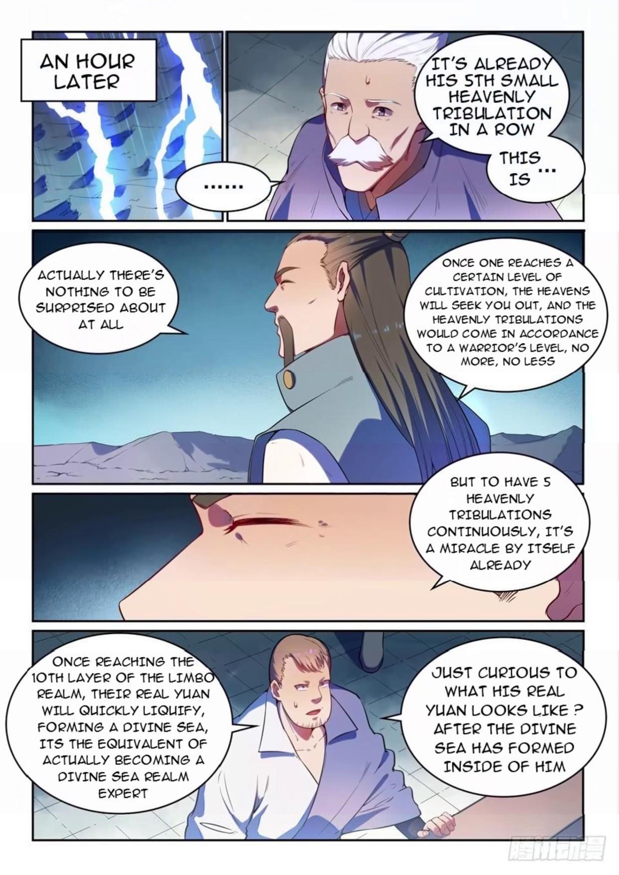 Manga Apotheosis - Chapter 538 Page 5