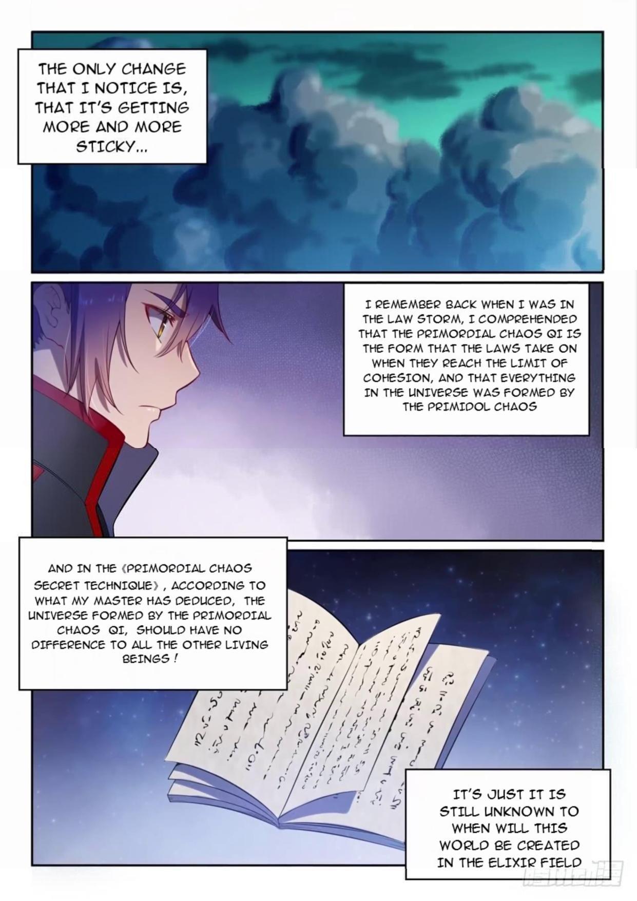 Manga Apotheosis - Chapter 538 Page 7