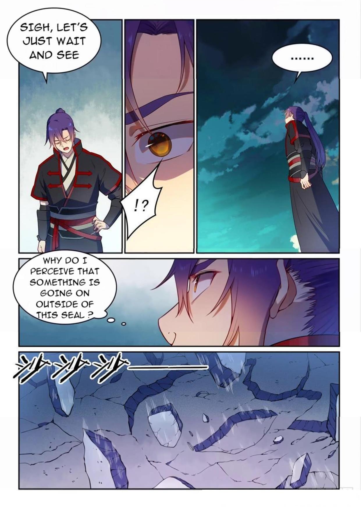 Manga Apotheosis - Chapter 538 Page 8