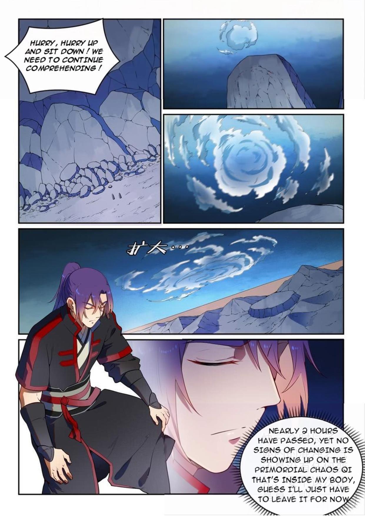Manga Apotheosis - Chapter 538 Page 12