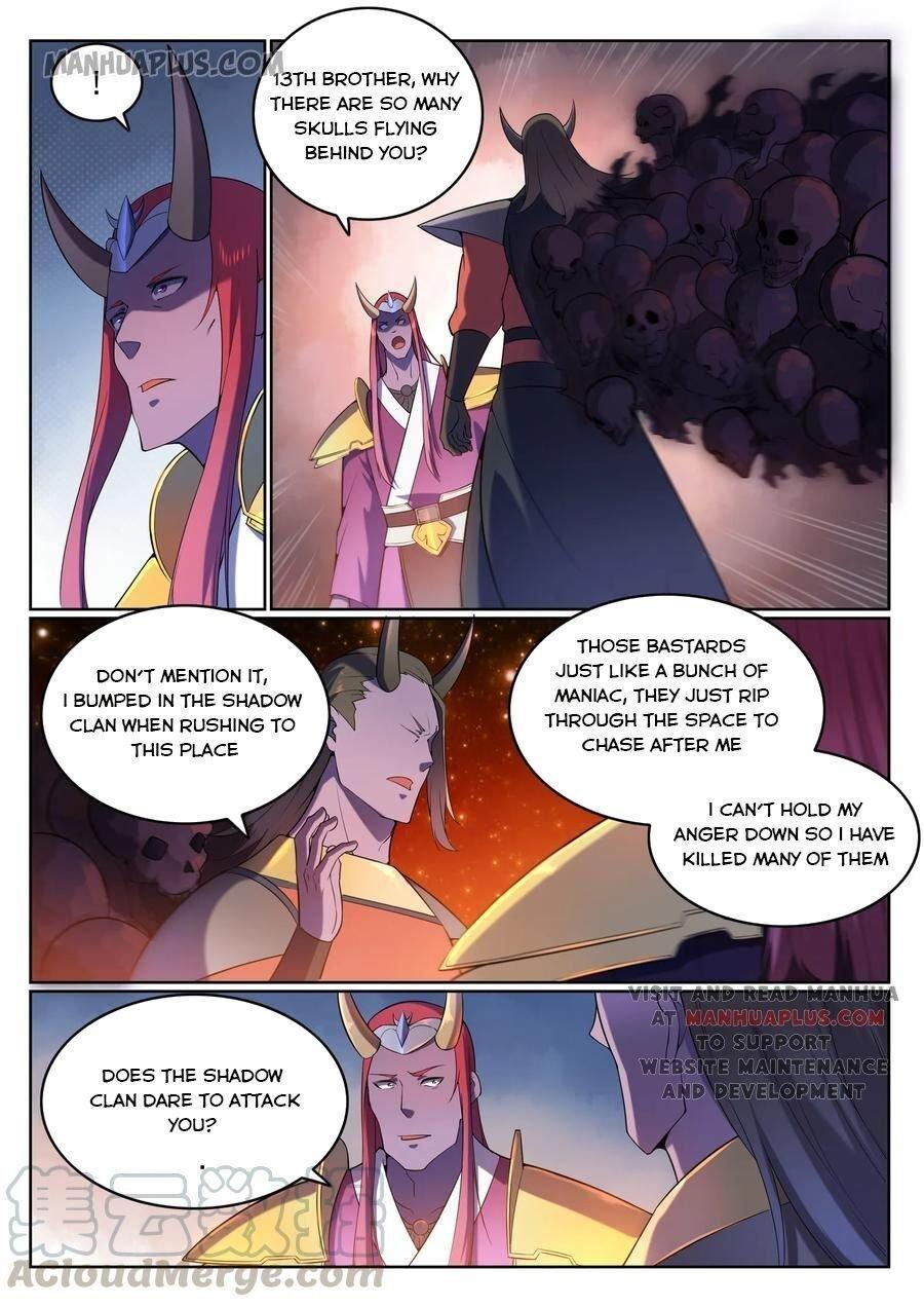Manga Apotheosis - Chapter 569 Page 12