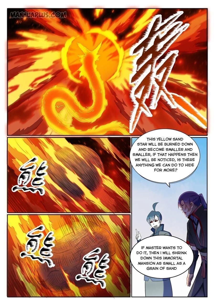 Manga Apotheosis - Chapter 569 Page 9