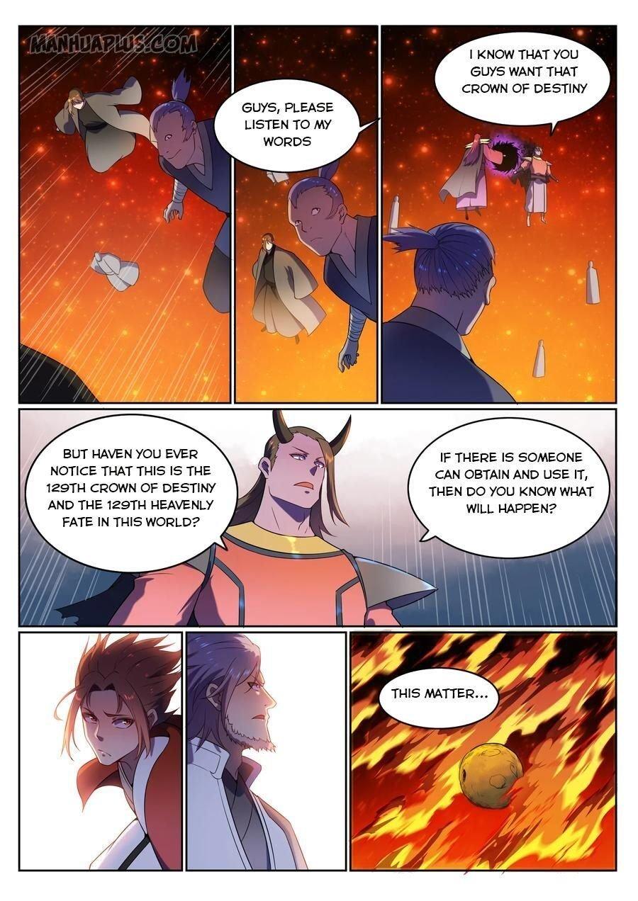 Manga Apotheosis - Chapter 569 Page 15