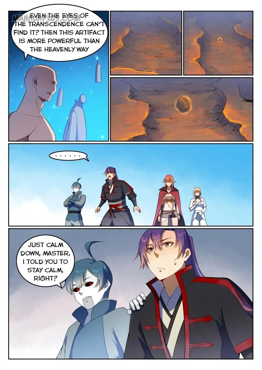 Manga Apotheosis - Chapter 569 Page 2