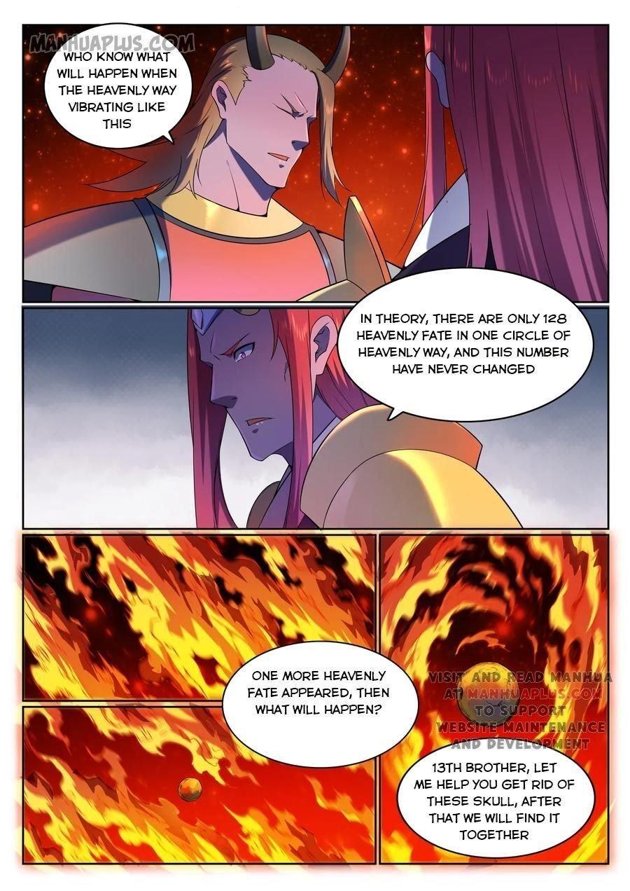 Manga Apotheosis - Chapter 569 Page 14