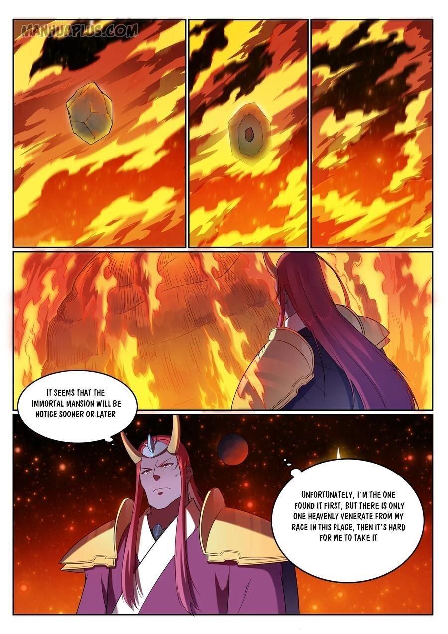 Manga Apotheosis - Chapter 569 Page 10