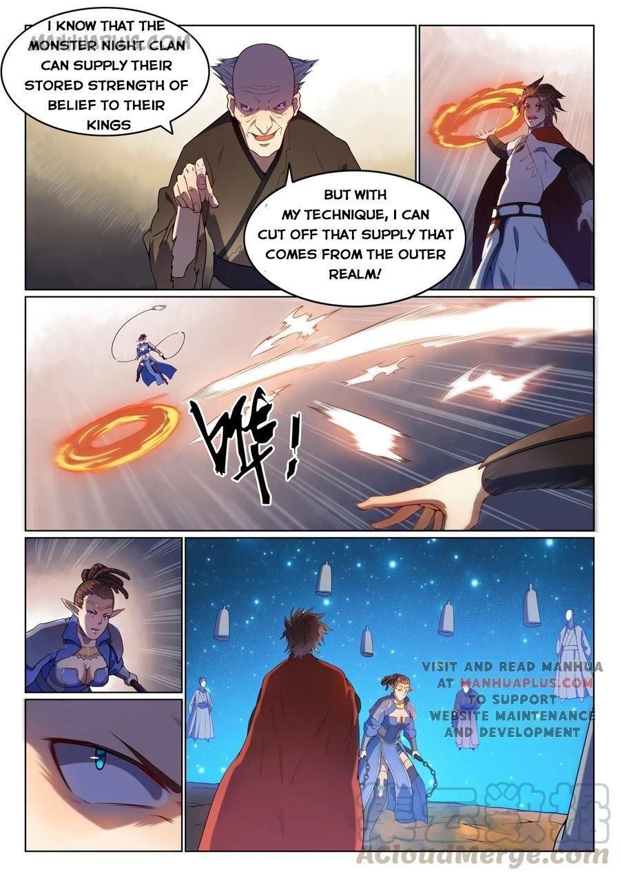 Manga Apotheosis - Chapter 568 Page 12