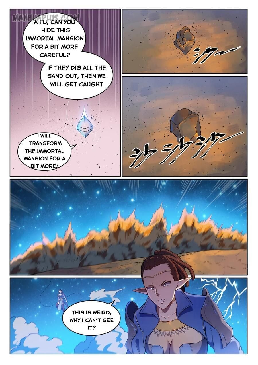 Manga Apotheosis - Chapter 568 Page 10