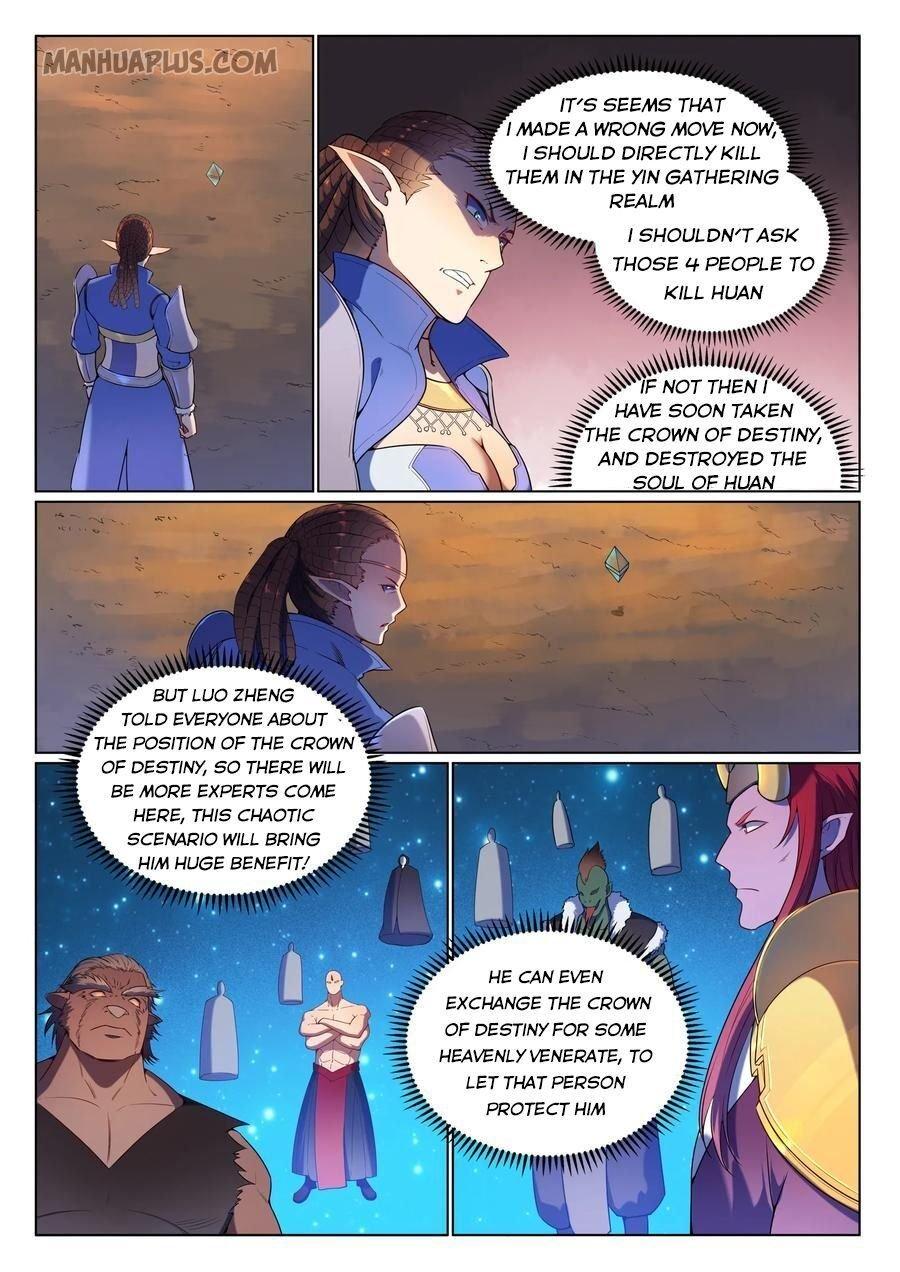 Manga Apotheosis - Chapter 568 Page 5