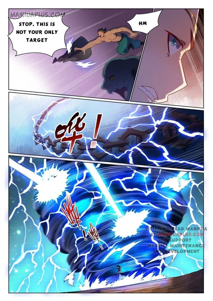 Manga Apotheosis - Chapter 568 Page 7