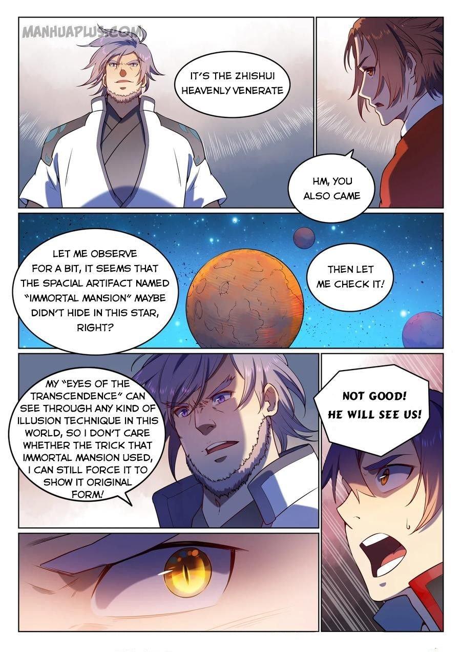 Manga Apotheosis - Chapter 568 Page 15