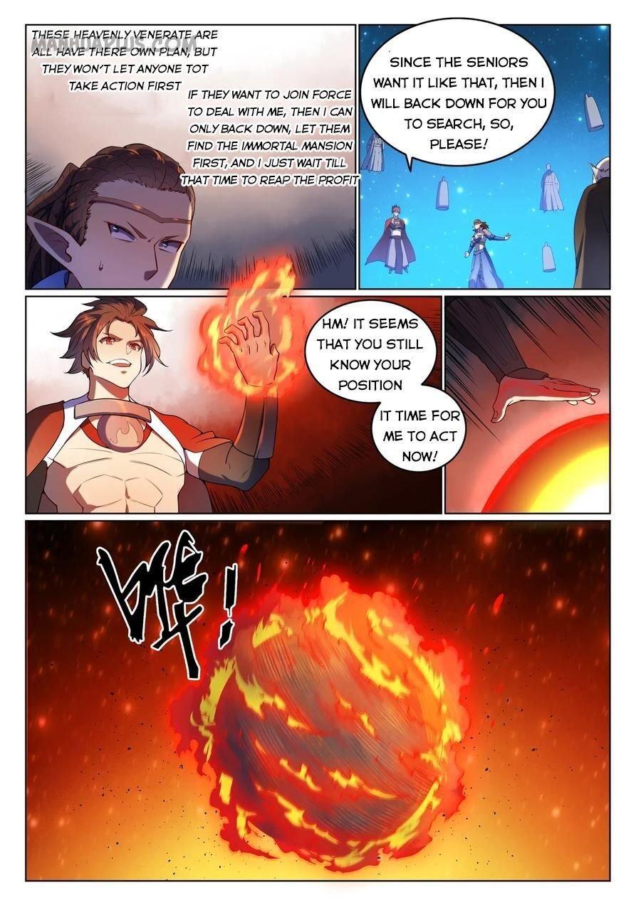 Manga Apotheosis - Chapter 568 Page 13