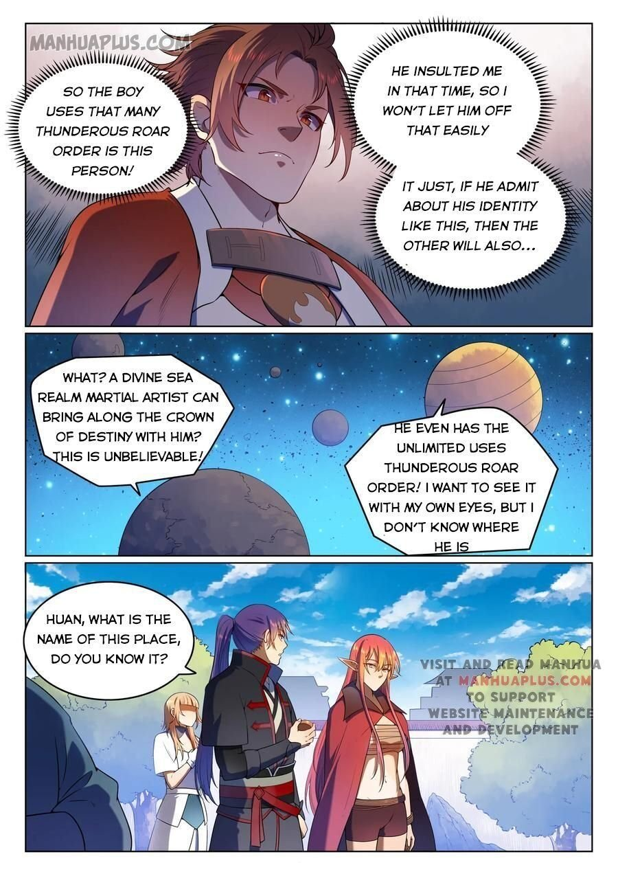 Manga Apotheosis - Chapter 568 Page 2