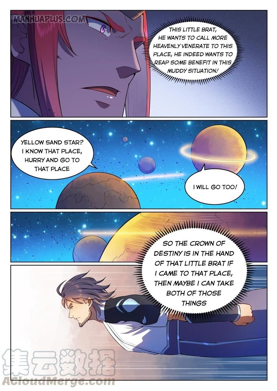 Manga Apotheosis - Chapter 568 Page 4