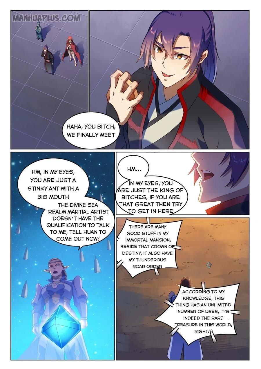 Manga Apotheosis - Chapter 568 Page 1
